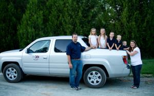 Steward Family Photo